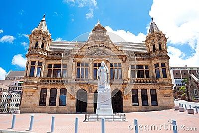 Public library building of Port Elizabeth