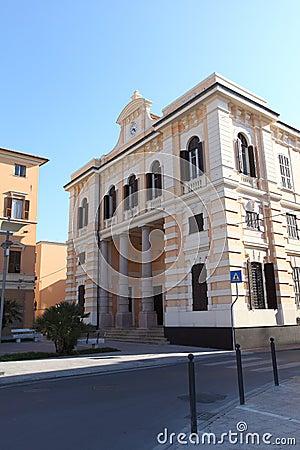 Public Library in Imperia