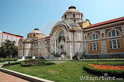 Public mineral baths,Sofia,Bulgaria