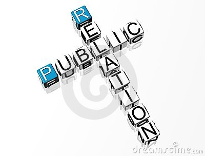 Public Relation Crossword