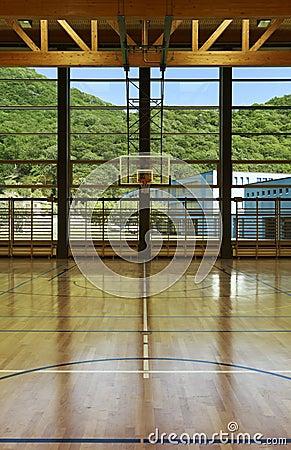 Public school, interior