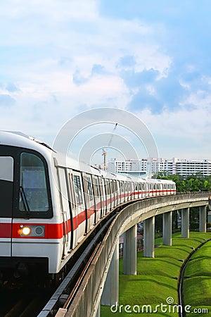 Free Public Subway Transport Royalty Free Stock Photos - 7969168