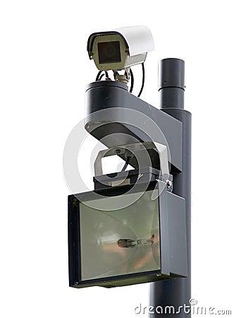 Public surveillance camera