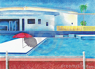 Public Swimming Pool Royalty Free Stock Images Image 10849919