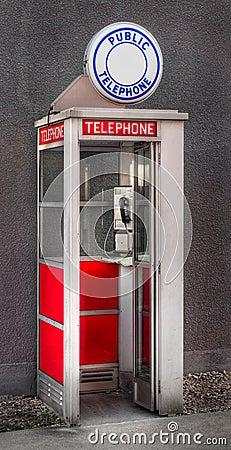 Public Telephone