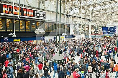 Public transport Editorial Stock Image