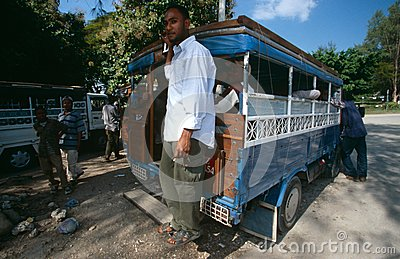 Public transportation in Zanzibar