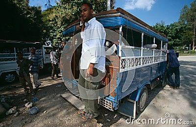 Public transportation in Zanzibar