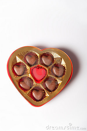 Pudełkowata czekolada