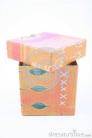Pudełkowata pomarańcze