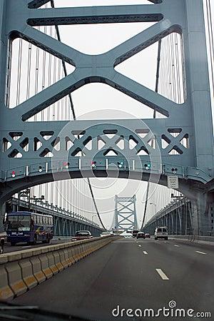 Puente de Ben Franklin