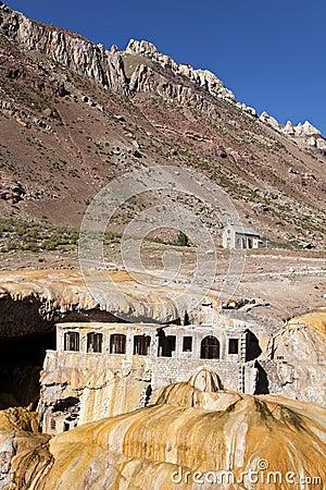 Puente del inca old spa