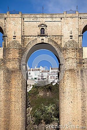Puente Nuevo in Spain
