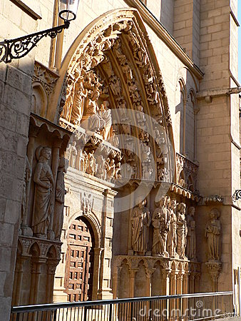 Puerta de la Coroneria, Burgos ( Spain )