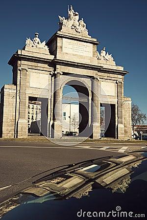 Puerta del Toledo