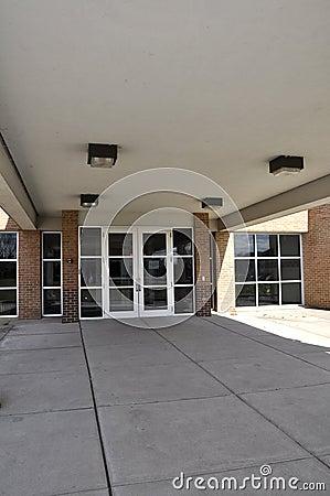 Puertas de entrada para la escuela primaria