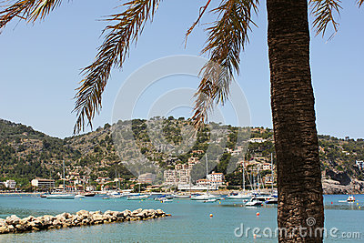 Puerto de Soller Port of Mallorca