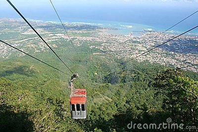 Puerto Plata Cable Car