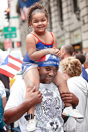 Puerto Rican Day Parade Editorial Image