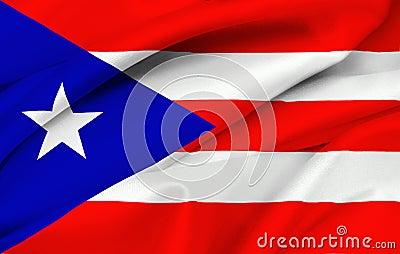 Puerto rican flag - Puertorico
