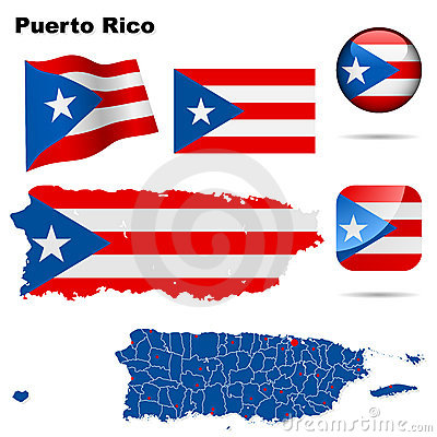 Puerto Rico set.