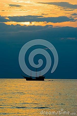 Puerto vallarta słońca