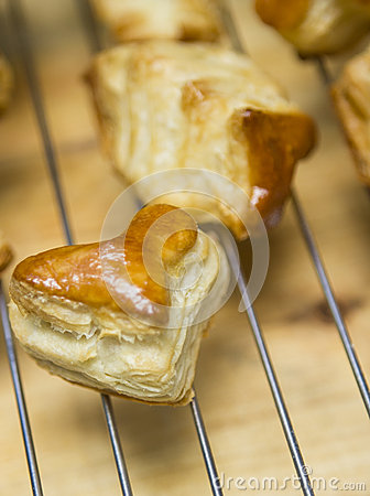 Free Puff Pastry Royalty Free Stock Photo - 32955865