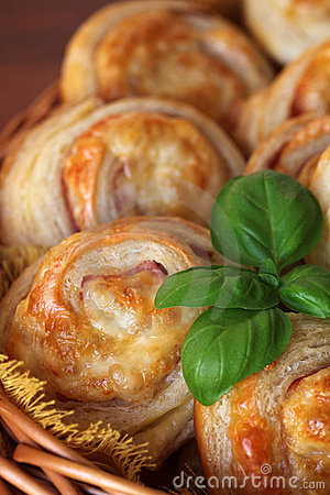 Free Puff Pastry Rolls Stock Images - 11936434