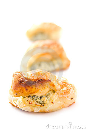 Free Puff Pastry With Cheese Royalty Free Stock Photography - 10814717