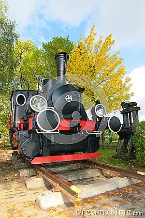 Free Puffer Train Royalty Free Stock Image - 6488106