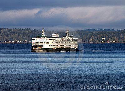 Puget Sound Ferry v1