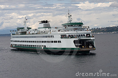 Puget Sound Ferry v2