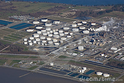 Puget Sound Oil Refinery