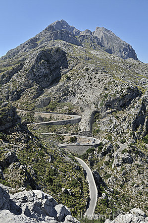 Puig Major & Mountain Road to Sa Calobra