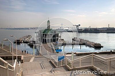 Pukari Pier, Yokohama, Japan