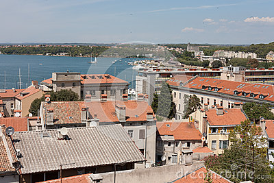 Pula in Croatia