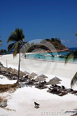 Pulau Redand Beach 1