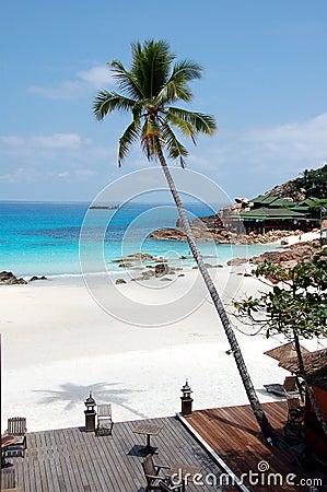 Pulau Redand Beach 2
