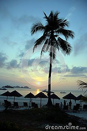 Pulau Redang Sun Rise