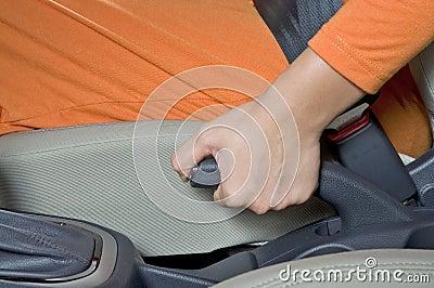 Pull Hand Brake