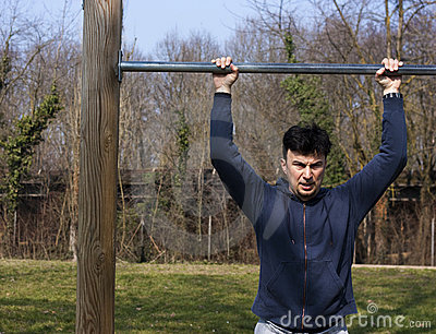 Pull-up Practice