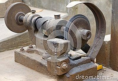 Pulley Motor - Tool Sharpener