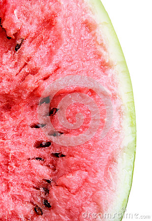 Pulp of a Broken Watermelon