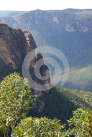 Australia: Blue Mountains Pulpit Rock
