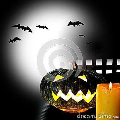 Pumkin for Halloween