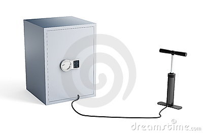 Pump deposit bankin