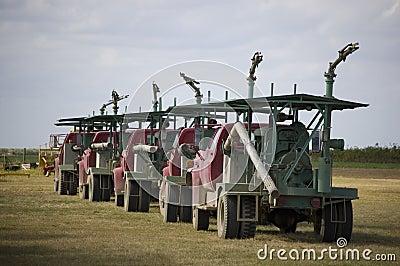 Pump Trucks
