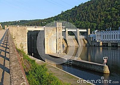 Pumped storage hydro plant