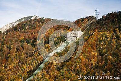 Pumped storage hydropower plant