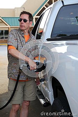 Free Pumping Gas Stock Photos - 5578833